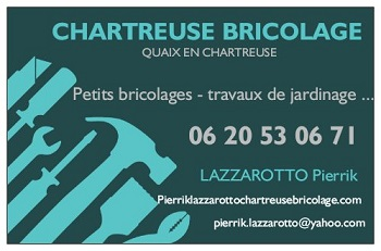 CHARTREUSE BRICOLAGE